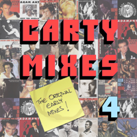 Carty Mixes Vol 02 front