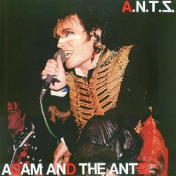 A.N.T.S. bootleg double LP