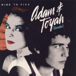 The Maneaters' rare Adam and Toyah sleeve